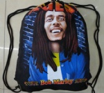 BOB Marley Drawstring bag