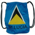 ST LUCIA Drawstring bag