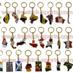 Flag map shape key chain