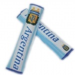 argentina flag car safety belt cover